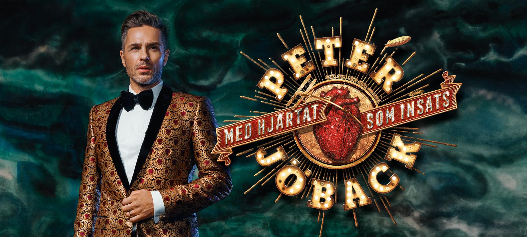 Peter Jöback-Med hjärtat som insats